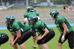 2015.06.14 U19 Auswärts vs. Thun Tigers