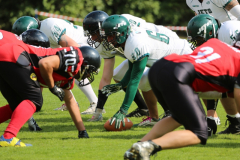 2015.09.26 Aktive Scrimmage vs. Argovia Pirates