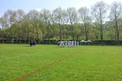 2014.04.13 Aktive Auswärtsspiel vs. Basel Meanmachine