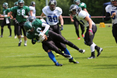 2014.06.01 U19 Heimspiel vs. Luzern Lions