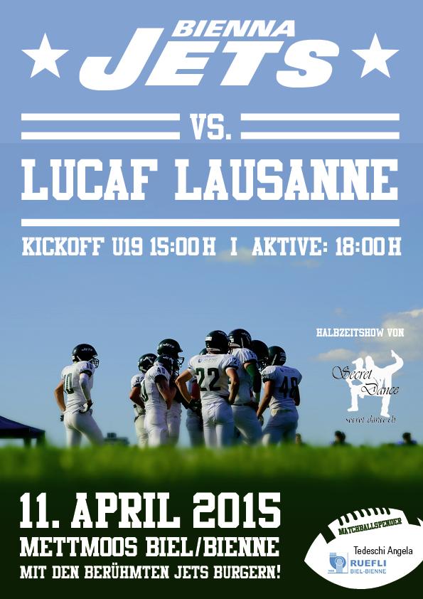 Flyer LUCAF