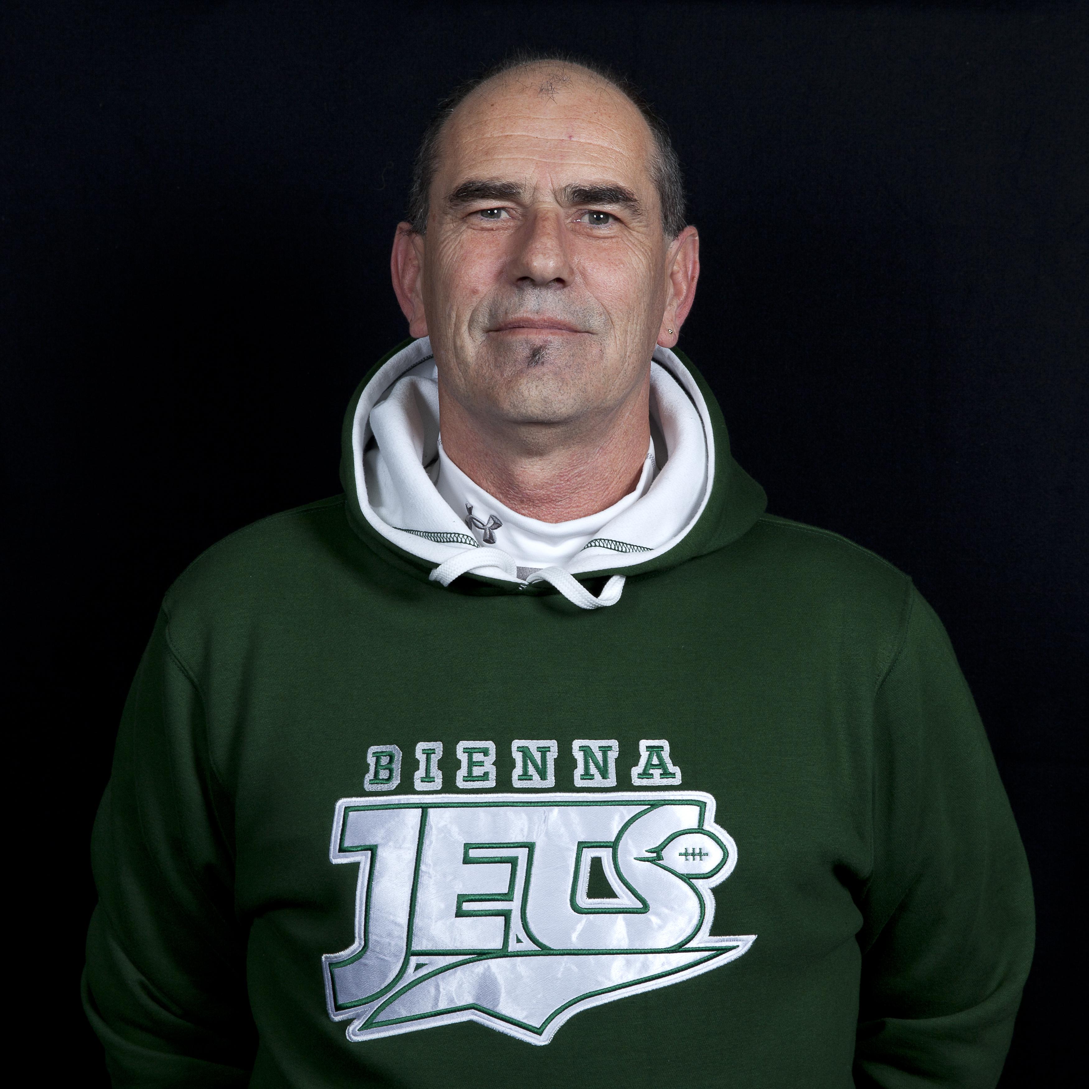 Mario Tedeschi : Head-Coach Juniors