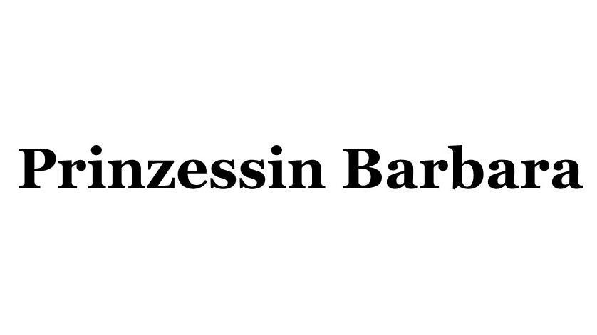 Prinzessin Barbara :
