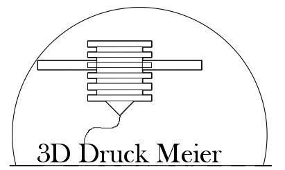 3D Druck Meier :