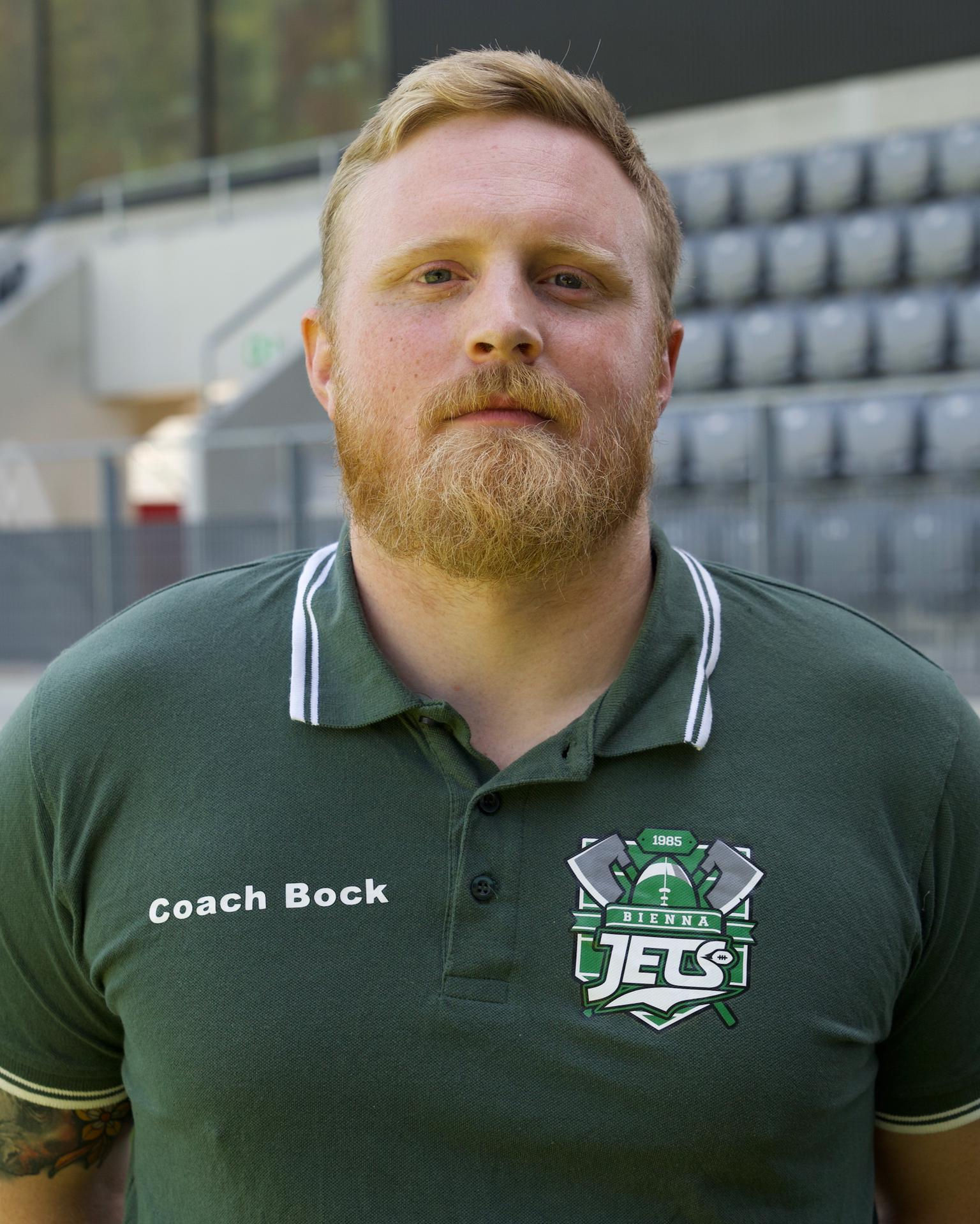 David Bock : Defensive Coach U19