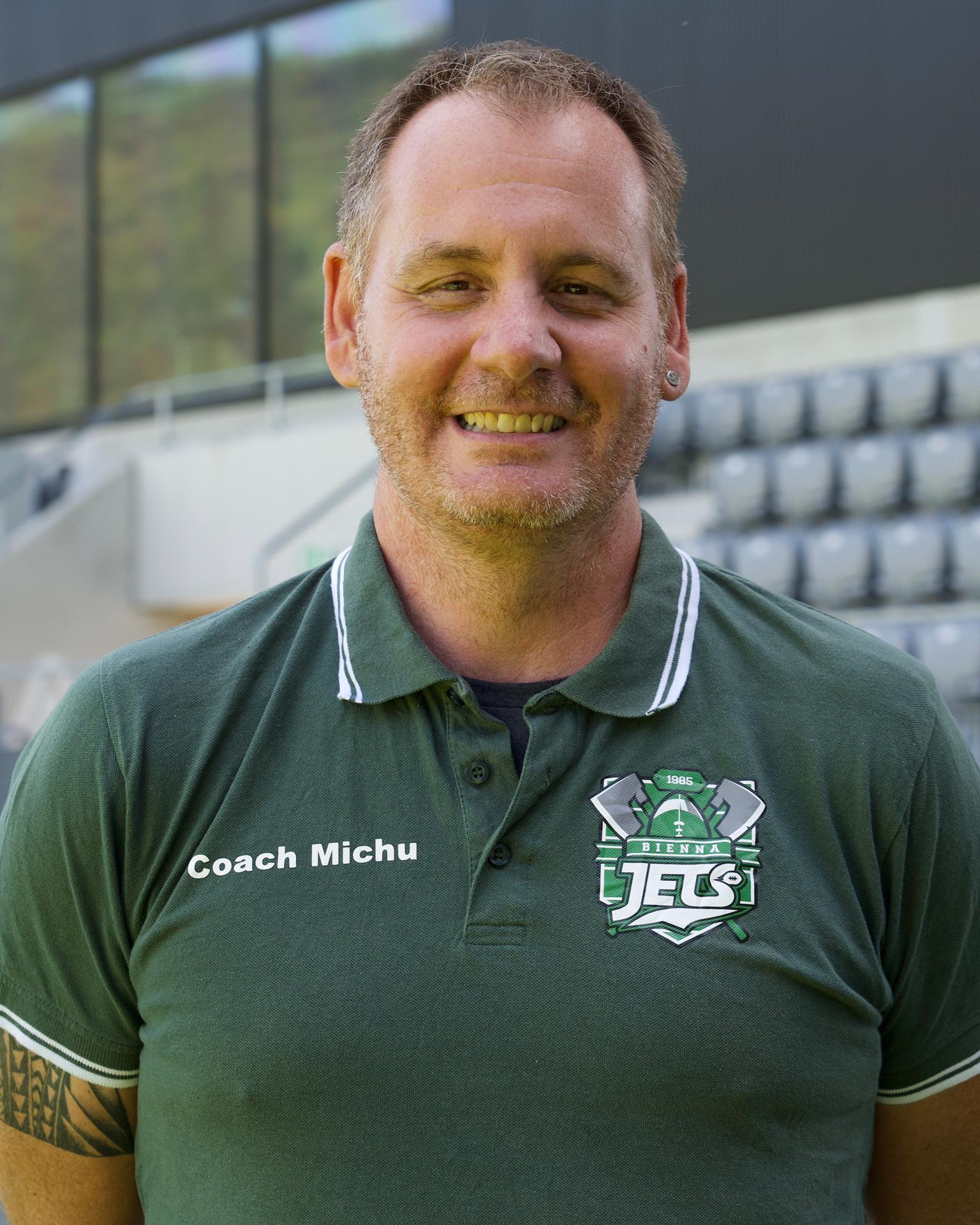Michael Horst : Assistant Team U19